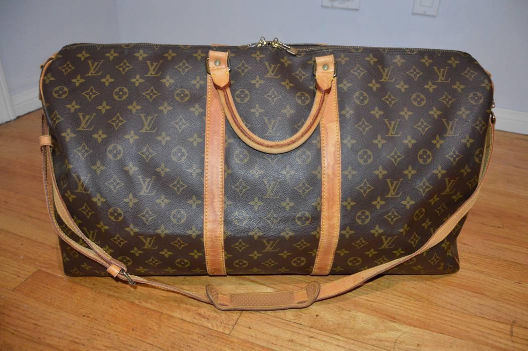 1efb8052d32c Louis Vuitton Louis Vuitton Keepall Bandouliere 60 travel bag Size ...