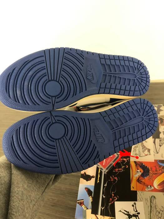 Jordan Brand Jordan 1 x Union LA Storm Blue Size 9 - Hi-Top Sneakers ... fe0dee1cc