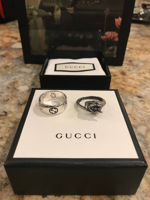 766e7c21ff8 Gucci GUCCI blind For Love Ring Size one size - Jewelry   Watches ...