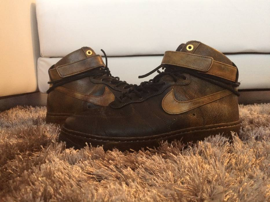 Nike  Rare Air Force One High Pigalle Size 11.5 - Hi-Top Sneakers ... 4e708f167b0e