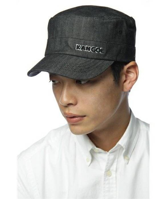 Kangol Kangol Denim Army Cap Size one size - Hats for Sale - Grailed d9d7ae2829cc