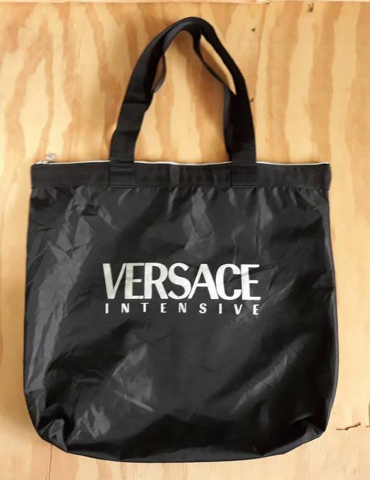 0fac6f74e5b7 Versace Intensive Black Tote bag Size one size - Bags   Luggage for ...