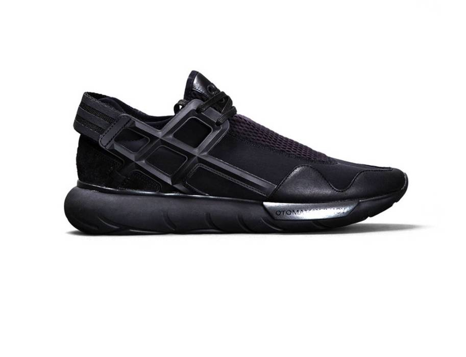 Adidas Y-3 Qasa Racer Triple Black Size 10 - Low-Top Sneakers for ... bd11c24811e6