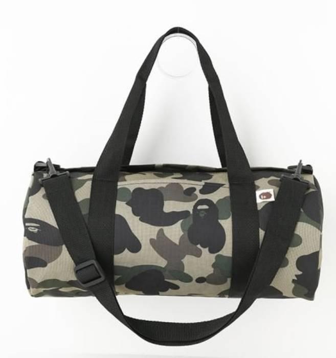 Bape Japan Limited Camo Duffle Bag Size one size - Bags   Luggage ... 2866e6222fe6f