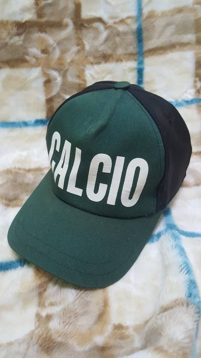 Dolce   Gabbana Dolce and Gabbana Calcio cap snapback made in italy ... 3df66cc887b
