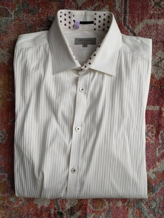 ab73a39aec0f Ted Baker Great Shirt size 4 Size l - Shirts (Button Ups) for Sale ...