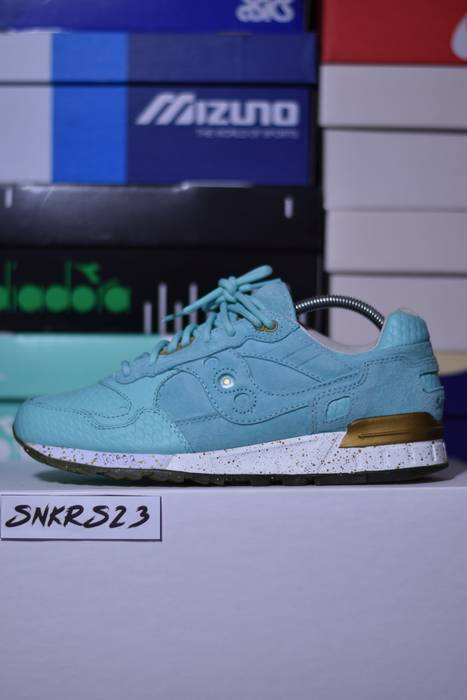 2bf7654d5c38 Saucony SAUCONY SHADOW 5000 x EPITOME BIG FISH - END Burger Afew Goethe  Courageous Feature Belgian Waffle Grid SD Sneaker ...