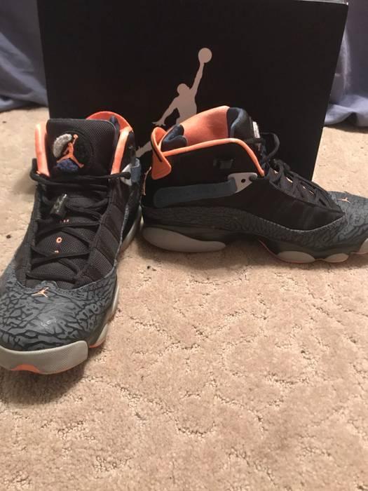 "53373d271cd2f8 Nike Nike Air Jordan 6 Rings ""Bobcats"" Size 9.5 - Hi-Top Sneakers ..."