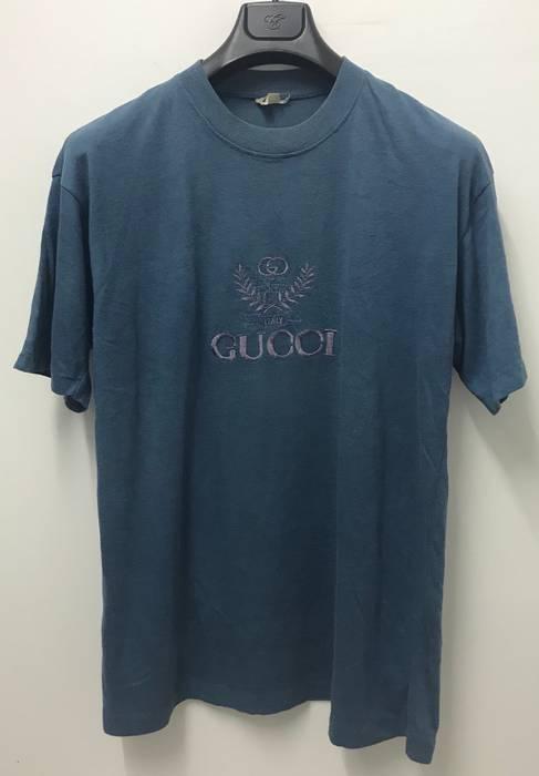 7ef5a65eb25 Gucci Vtg Gucci Big Logo Size xl - Short Sleeve T-Shirts for Sale ...