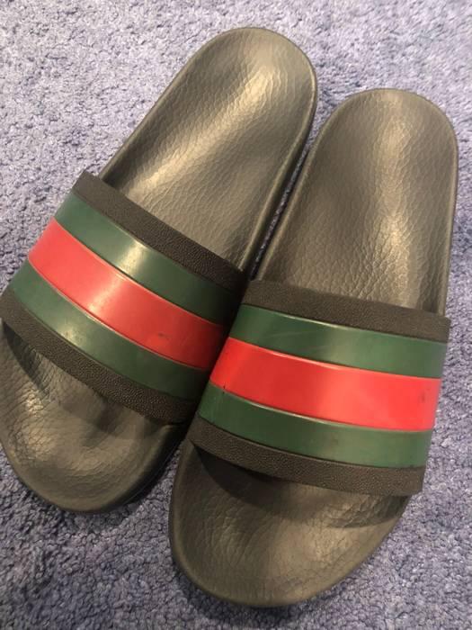 a1b3b88127e6 Gucci Gucci Slides Size 11 - Sandals for Sale - Grailed