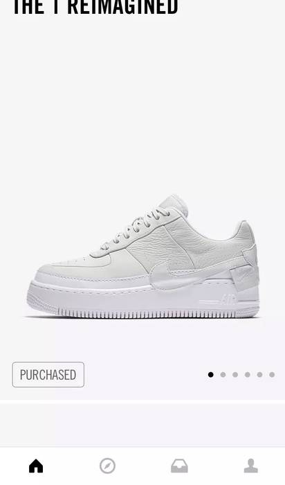 Nike AF1 Jester XX Size 9 - Low-Top Sneakers for Sale - Grailed c5787e0ef