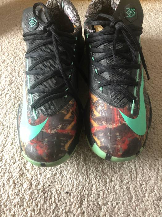 Nike Nike KD 6 Illusions Gumbo Pack Size 8 - Low-Top Sneakers for ... 12fc23718118