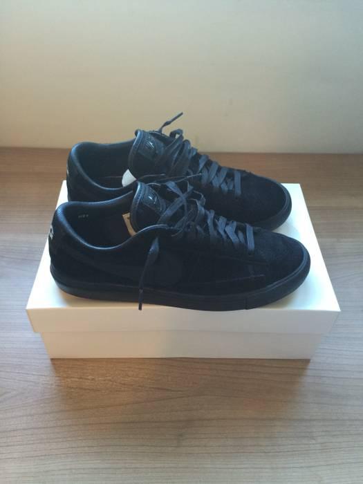 Comme des Garcons Black CDG x Nike Blazer Low Size 8 - Low-Top ... 1de4b932c