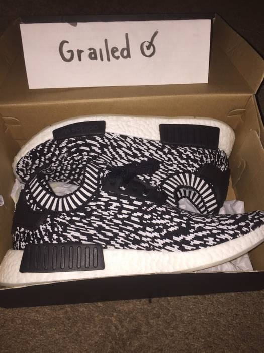 c0db4b1d8 Adidas Nmd R1 Sashiko Black Size 9 - Low-Top Sneakers for Sale - Grailed