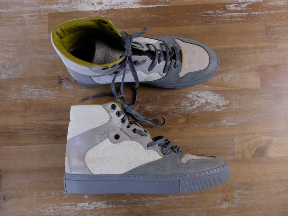 Balenciaga BALENCIAGA Paris high leather sneakers - Size 7 US   6 UK ... 53d96cda0099