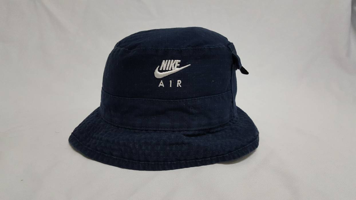 Nike Nike Air Bucket Hat Round Cap With Small Pocket Size one size ... d44821dbc09