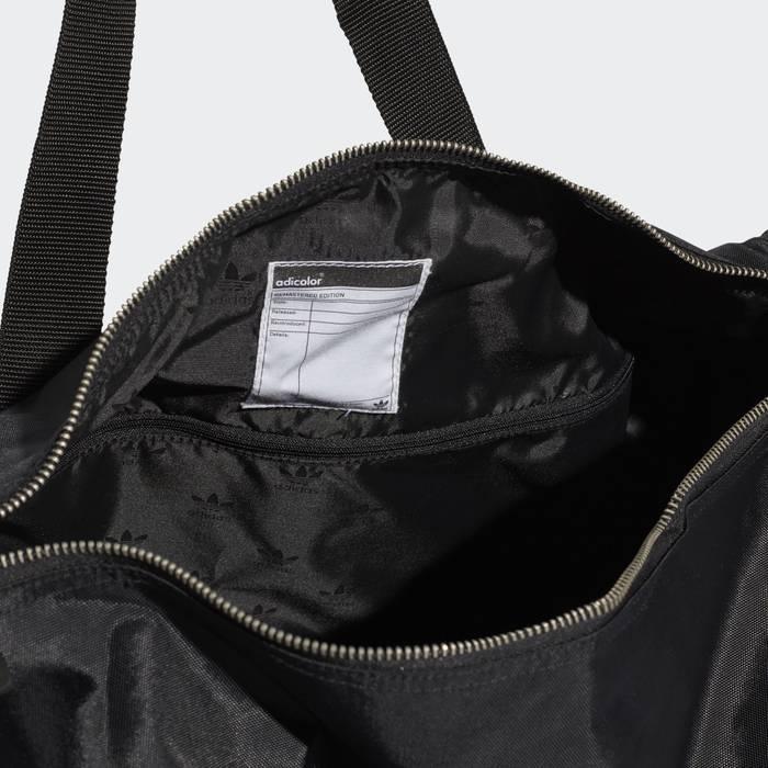 0d60a3187b Adidas Originals Adicolor Duffle Bag In Black Cw0618