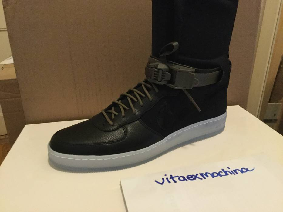 first rate 4338e 55db3 Nike NikeLab x Acronym Air Force 1 Downtown HI SP Size US 12  EU 45