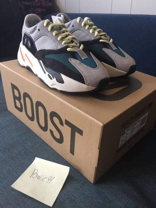 5b6dc032da4 Kanye West Yeezy 700 Waverunner (SIZE 5) Size 6 - Low-Top Sneakers ...