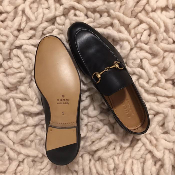 f376fe8bd30 Gucci Gucci Jordaan Leather Loafer (Brand New) Size 6 - Casual ...