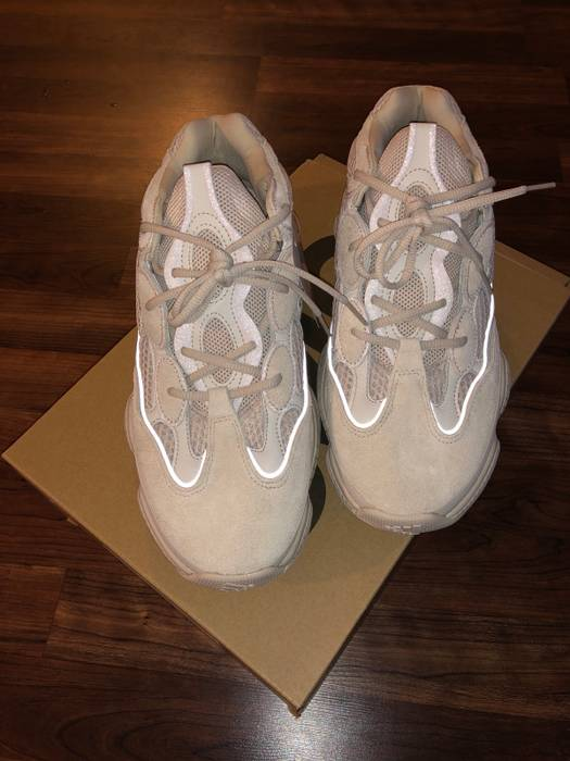 0e775a1d8ee1 Yeezy Boost Yeezy Desert Rat 500 Blush Size 10 - Low-Top Sneakers ...