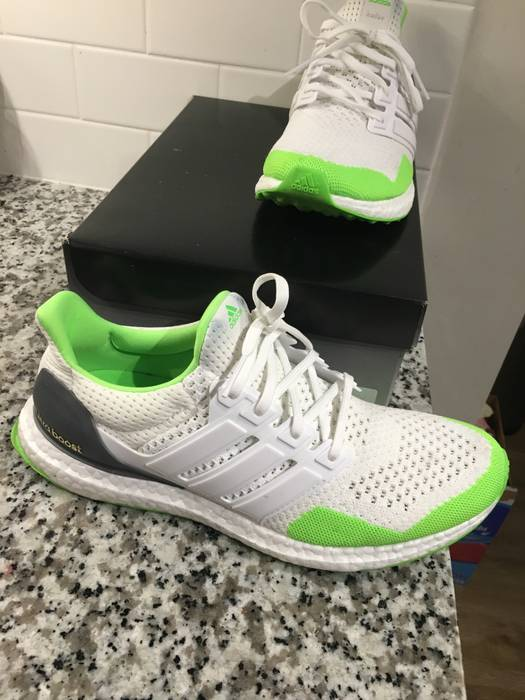 4b9bcb07ae406 Adidas Adidas x Kolor Ultra Boost White Size 9.5 - Hi-Top Sneakers ...