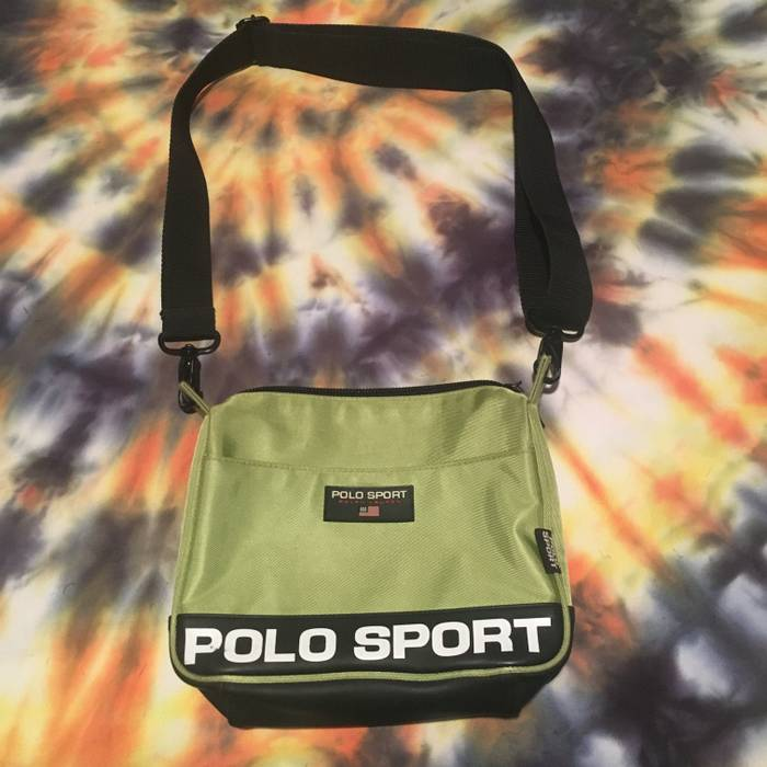 Ralph Lauren Vintage Ralph Lauren Polo Sport Bag Size one size ... d89a75364e475