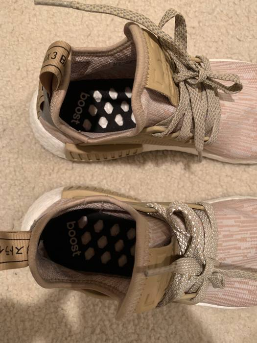"""be3bf4513 Adidas Light Brown """"Linen"""" Adidas NMD XR1 PK Size 8.5 - Low-Top ..."""