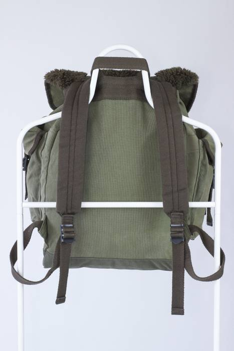 0a1afb8dd887 Polo Ralph Lauren Polo Ralph Lauren Denim Supply Fur Rucksack Tote Backpack  Bag Duffel Army Military
