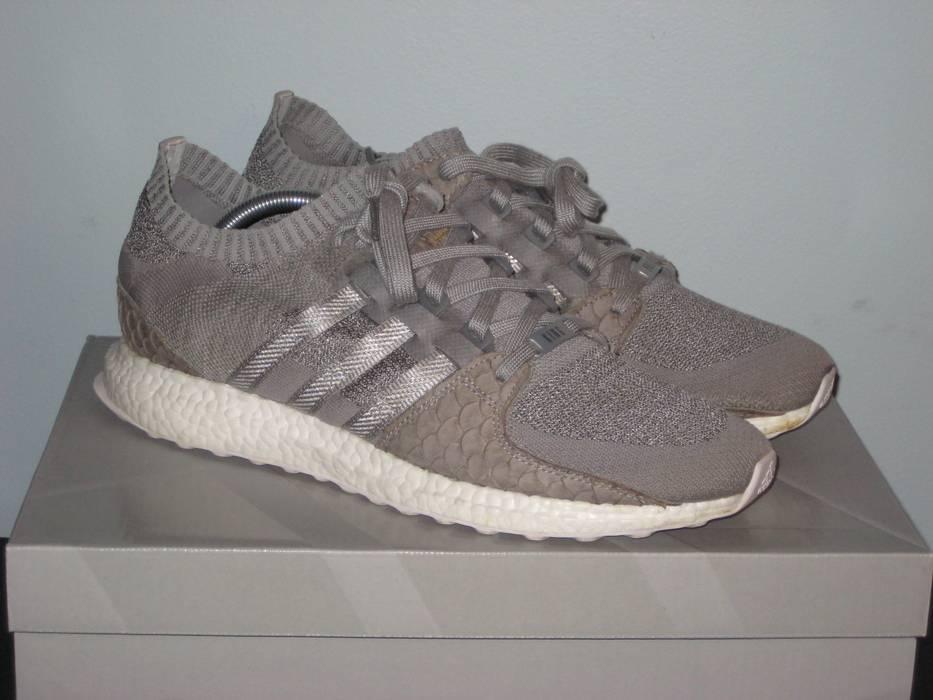 d2a96cb996a9 Adidas Adidas x Pusha T EQT Support Ultra PK Size 11 Greyscale Grey ...