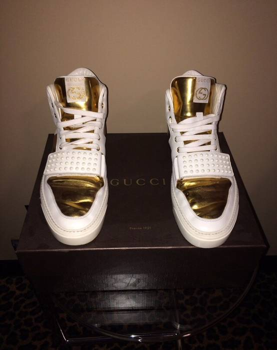 7217e233ac8 Gucci Limited Edition Gucci High Tops Size 11 - Hi-Top Sneakers for ...