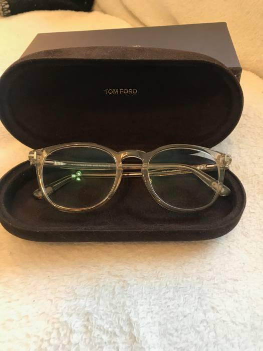 2576cfb1e8 Tom Ford Tom Ford Soft Round Optical Frame Glasses  FINAL DROP  Size ONE  SIZE
