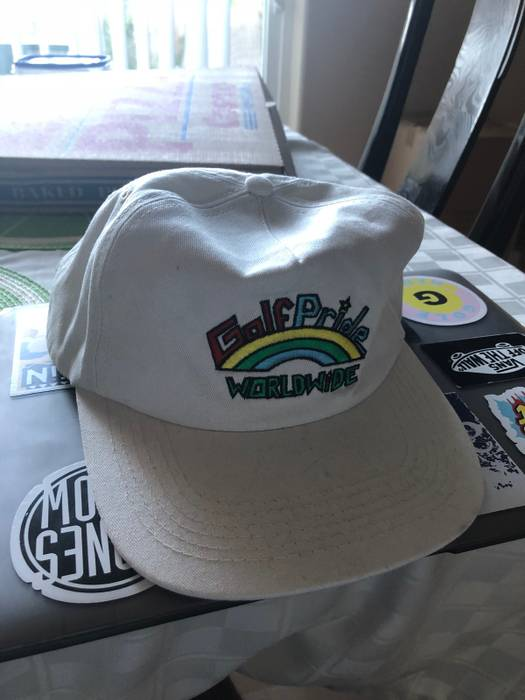Golf Wang Golf Pride Worldwide Hat Size one size - Hats for Sale ... 66f873eda8e
