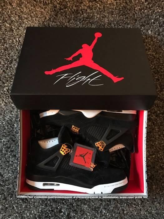 79d550d632e Nike Air Jordan 4 Retro Royalty Size 9 - Low-Top Sneakers for Sale ...