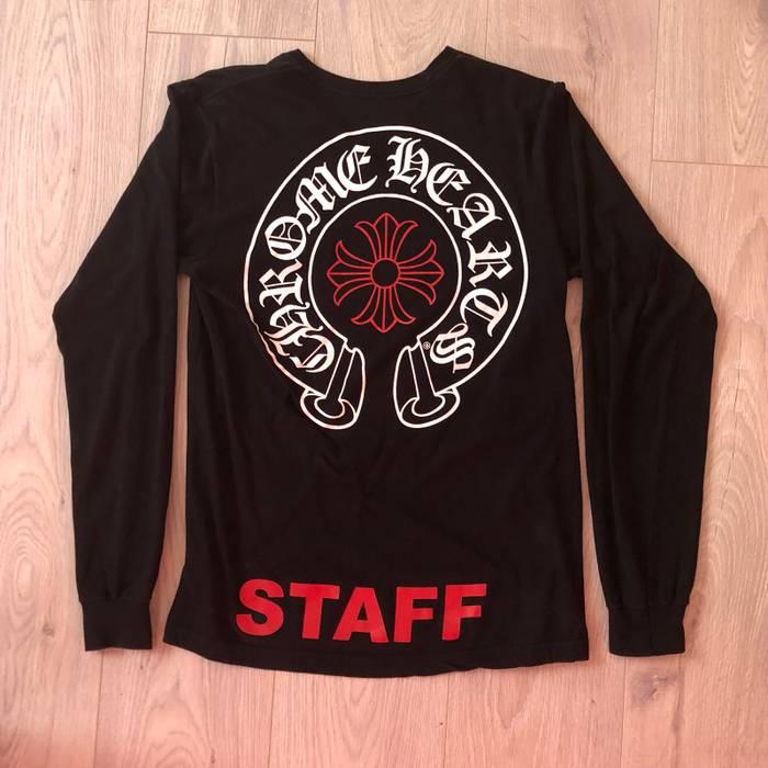b08a15d71b5 Chrome Hearts Staff Shirt Size m - Long Sleeve T-Shirts for Sale ...