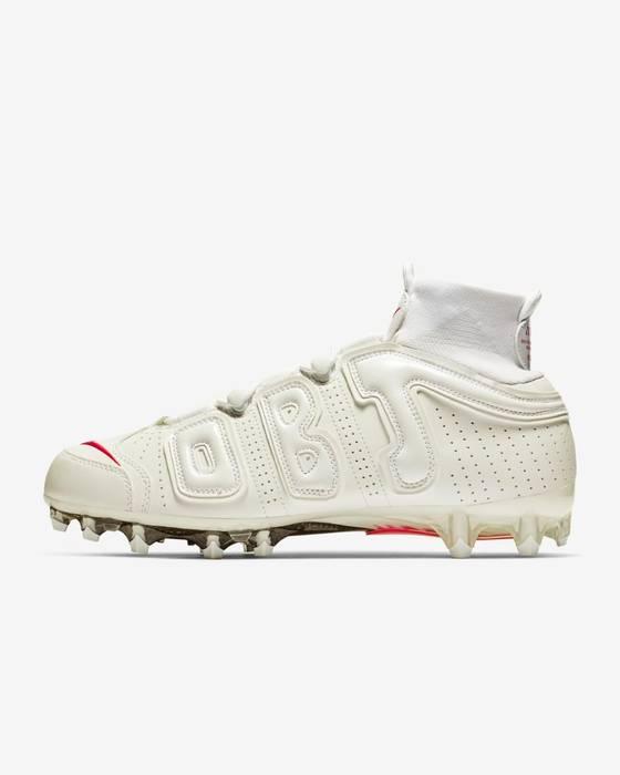 Nike NIKE Nike Vapor Untouchable Pro 3 OBJ Uptempo Cleats SIZE US 8 ... b5722b4b6f73