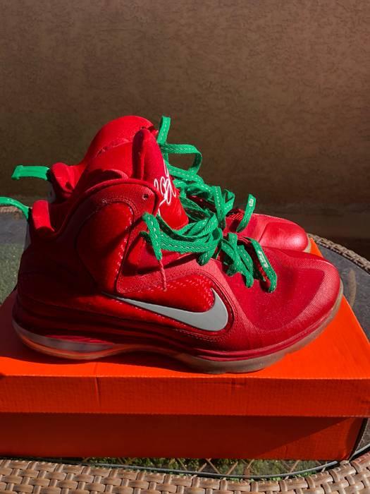 size 40 4e71b baea2 Nike. final price drop lebron 9 christmas