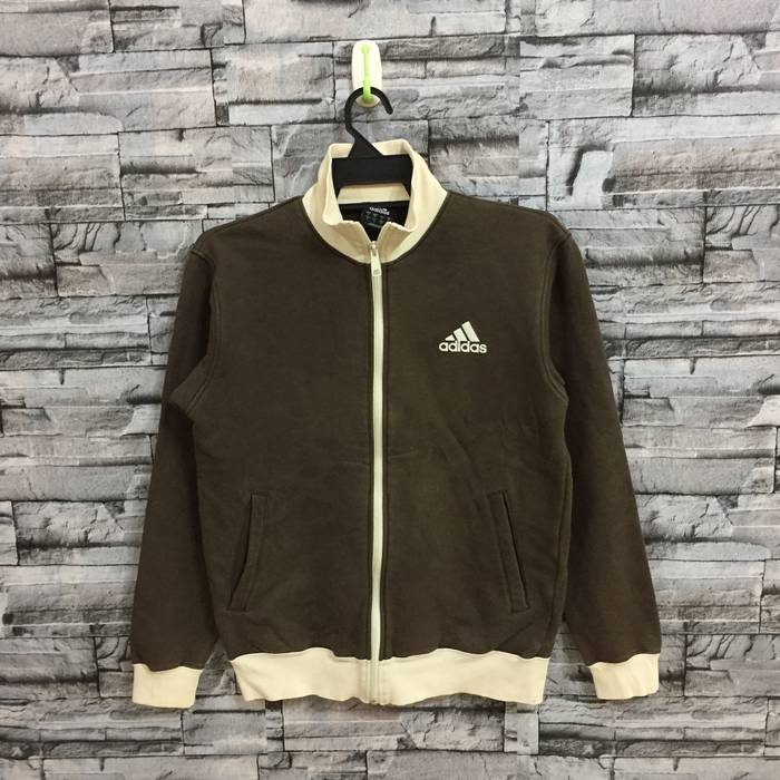 Adidas Vintage Adidas Track Jacket Spellout Small Logo Equipment