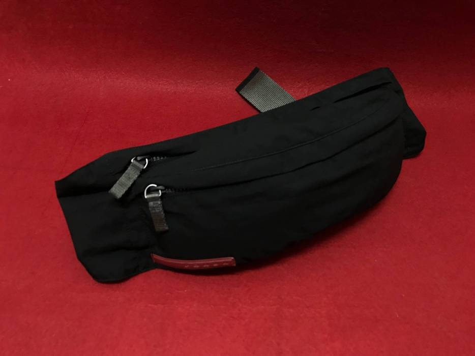 302d312d9412 Prada Sport Nylon Waist Bag Size one size - Bags & Luggage for Sale ...