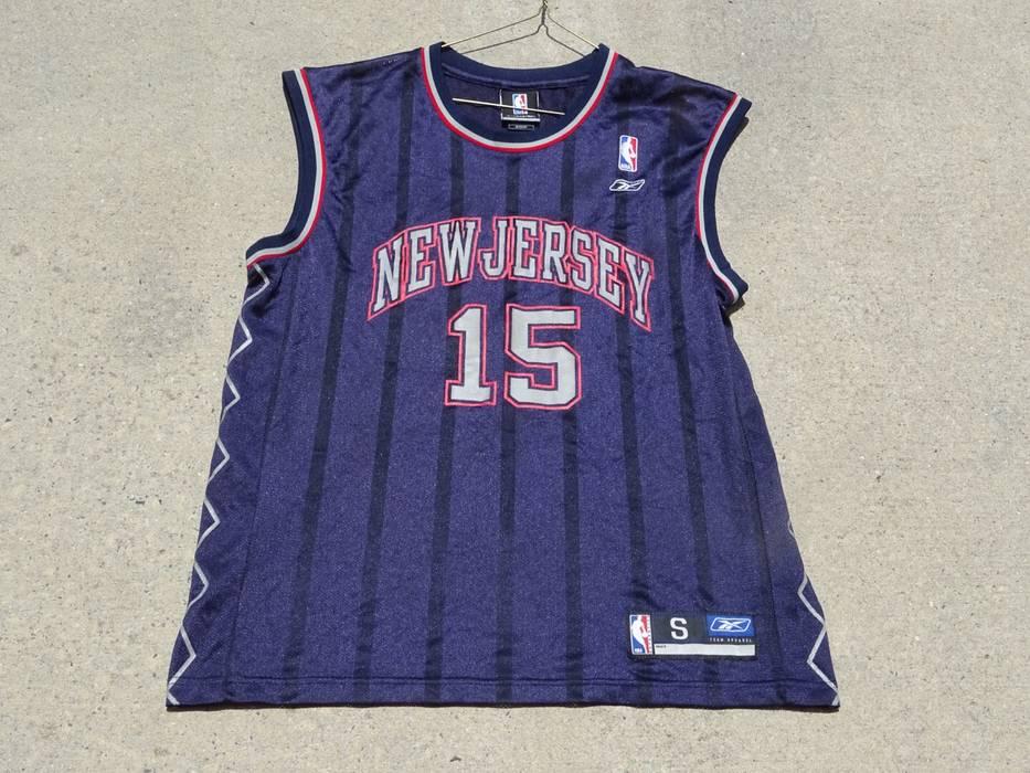 Reebok Vintage Vince Carter Nets Jersey Size s - Jerseys for Sale ... fbc59abb7