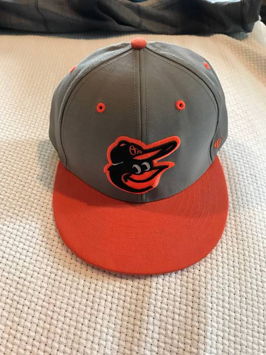 Forty Seven Brand Baltimore Orioles SnapBack Hat Size one size ... 9b9e9b5df4c