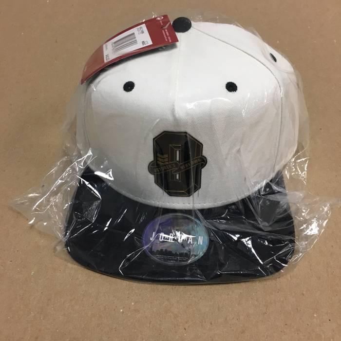 Jordan Brand New OVO X Nike Jordan Snap Cap Hat DS Supreme Size ONE SIZE 1f751542a1c7