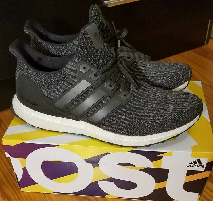 21f2af5ce04a4 Adidas Ultra Boost 3.0 Utility Black Size 10 - Low-Top Sneakers for ...