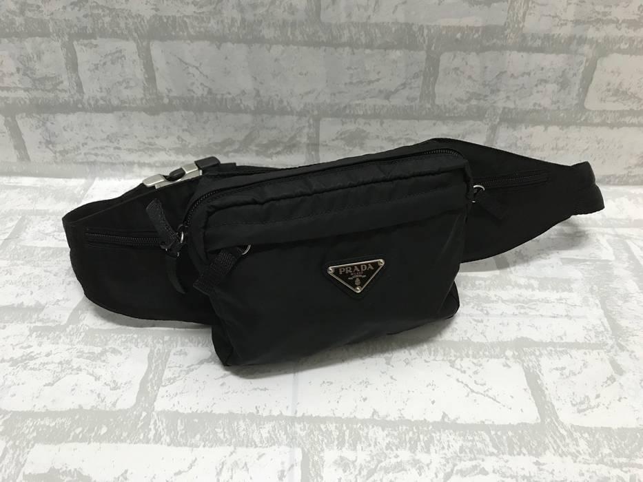6a4e223f3d97 Prada Prada Waist Nylon Bag Size one size - Bags & Luggage for Sale ...