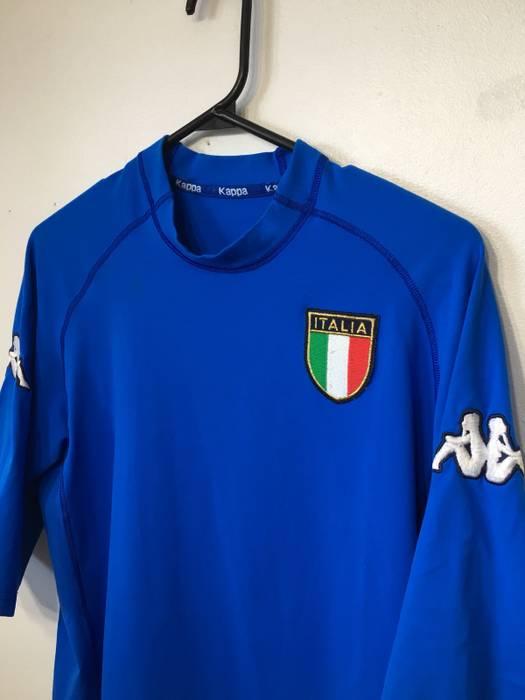 Kappa Vintage Kappa Italy Soccer Jersey Size m - Jerseys for Sale ... a8419313c