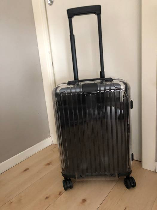 Rimowa OFF WHITE Size one size - Bags   Luggage for Sale - Grailed 67f61361256a6