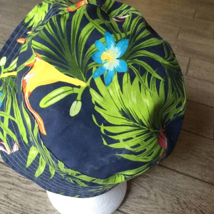 acbcfcd011b Polo Ralph Lauren POLO RALPH LAUREN Bucket Hat Beach FLORAL Navy Blue Green  Pink Mens S