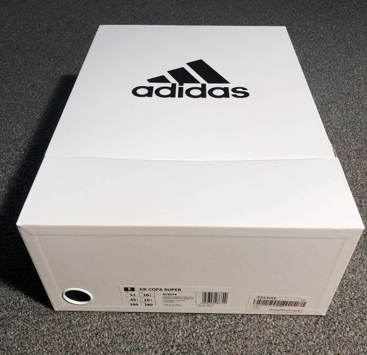 the latest 781b5 9ebcd Adidas Gosha Rubchinskiy Copa Super X Adidas Size US 11  EU 44 - 9