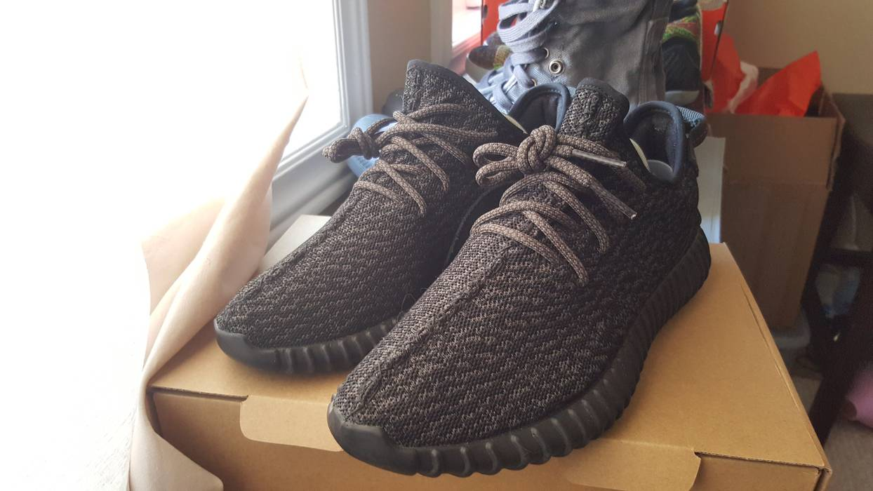 4435399b64930 Adidas Pirate Black Yeezy Boost 350 Size 9.5 - Low-Top Sneakers for ...