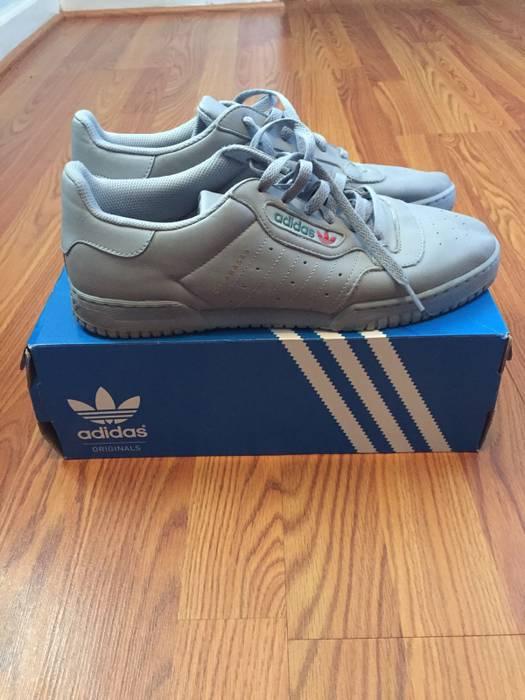 0192abc92b7c1 Yeezy Boost Adidas Yeezy Powerphase Calabasas Grey Sneakers Size 12 ...